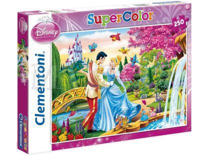 Clementoni Puzzle Supercolor Popelka 250d