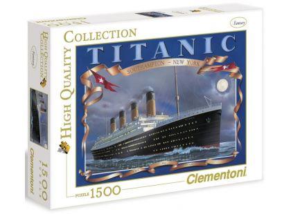 Clementoni Puzzle Titanic 1500d