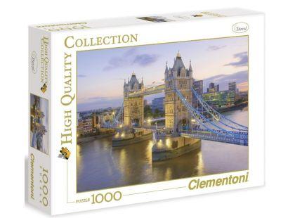 Clementoni Puzzle Tower Bridge 1000d