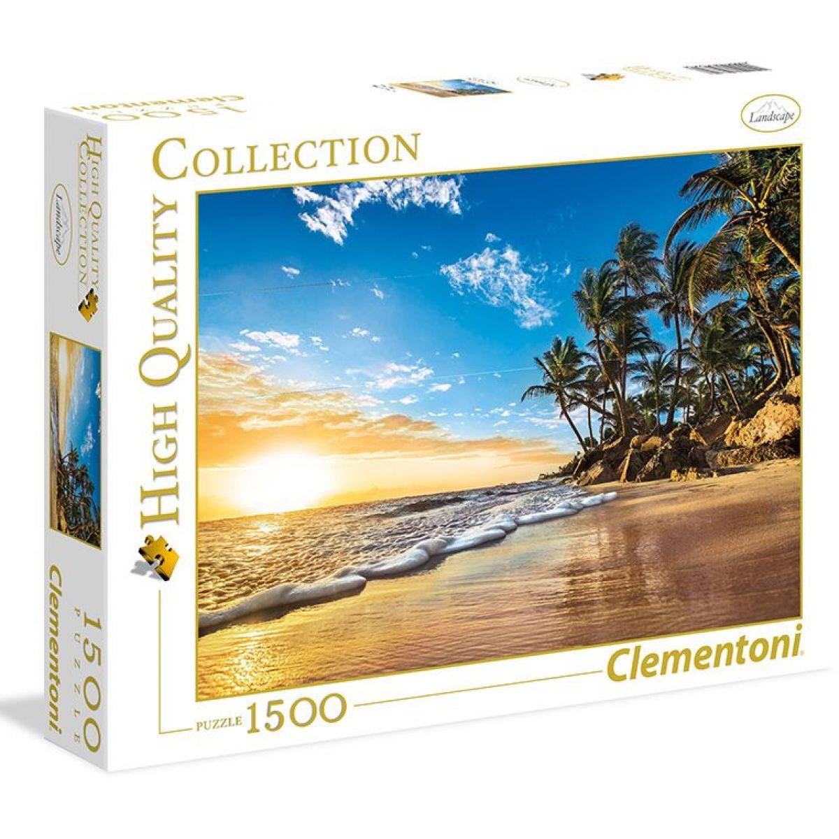 Clementoni Puzzle Tropical Sunrise 1500 dílků