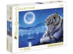 Clementoni Puzzle Tygři 500d