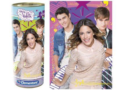 Clementoni Puzzle Violetta tuba Láska 350d