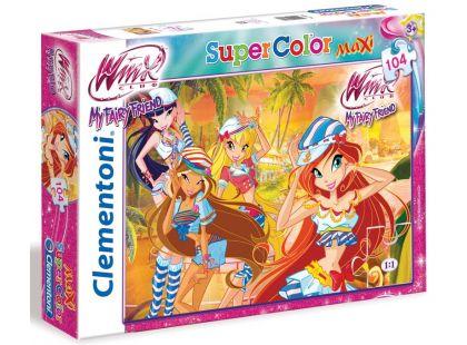 Clementoni Puzzle Winx Maxi 104 dílků
