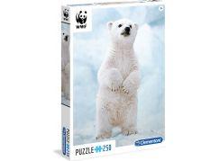 Clementoni Puzzle WWF Medvídě 250d