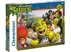 Clementoni Shrek Puzzle Supercolor 104 dílků