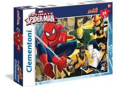 Clementoni Spider-man Born hero Supercolor Puzzle 60d