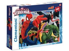 Clementoni Spider-Man Supercolor Puzzle Maxi 104d