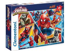Clementoni Spider-Man Supercolor Puzzle Maxi 24d