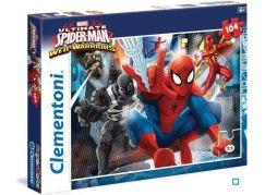 Clementoni Spiderman Puzzle Supercolor 104d