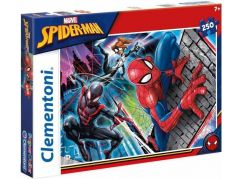 Clementoni Spiderman Puzzle Supercolor 250 dílků