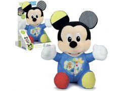 Clementoni Svítící plyš Mickey