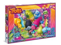 Clementoni Trollové Puzzle Maxi 100d