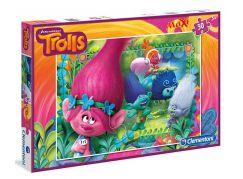 Clementoni Trollové Puzzle Maxi 30d