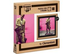 Clementoni Puzzle s rámečkem Žít rychleji 250 dílků
