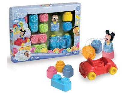 Clemmy baby - Disney kostky a auto