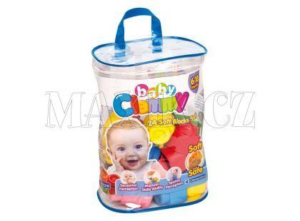 Clemmy Baby 24 kostek v pytli