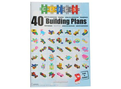 Clics Building Book 40 Constructions