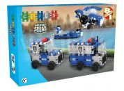 Clics Hero Squad Police Box