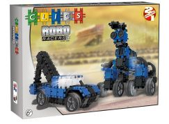Clics RoboRacers Box - blue