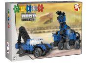 Clics RoboRacers Box - blue