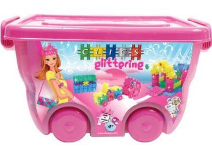 Clics RollerBox 400 ks růžový