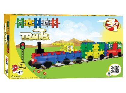 Clics Trains Box