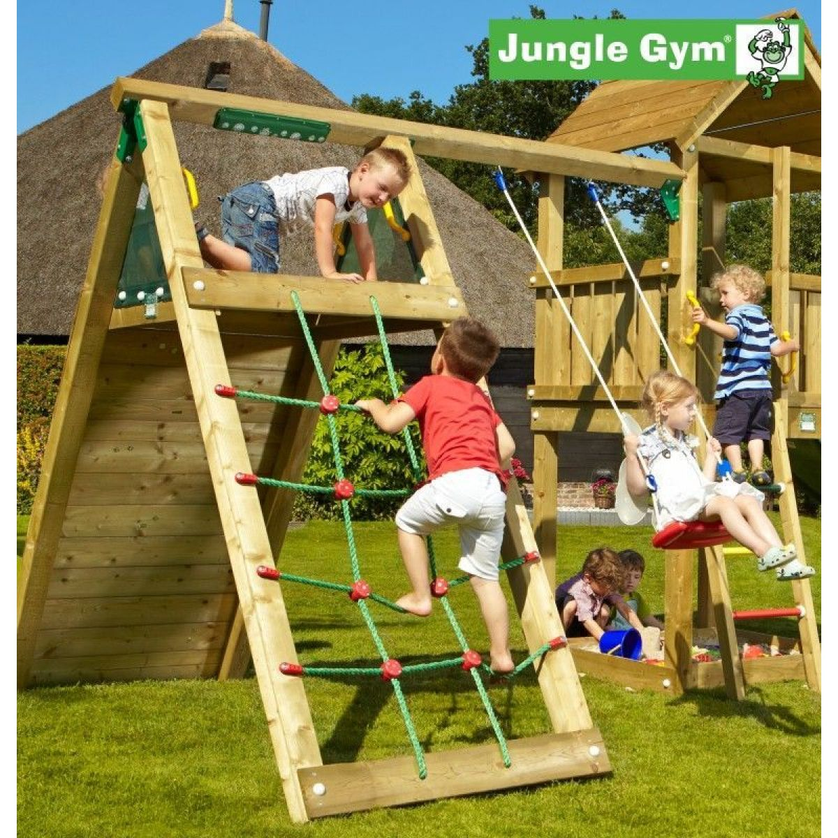 Jungle gym Climb module Xtra šplhací modul