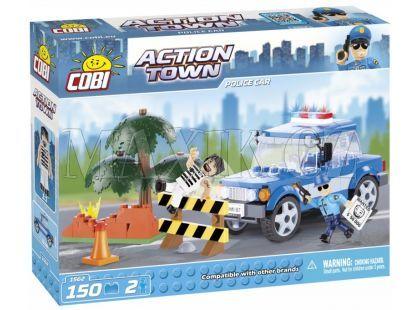 Cobi 1562 Action Town Policejní auto