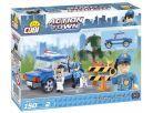 Cobi 1562 Action Town Policejní auto 2