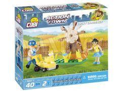 Cobi 1860 Action Town Farma Zahradník
