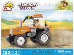 Cobi 1861 Action Town Farma traktor