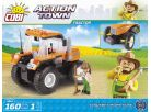 Cobi 1861 Action Town Farma traktor 2