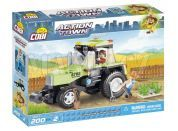 Cobi 1863 Action Town Farma Traktor