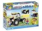 Cobi 1863 Action Town Farma Traktor 2