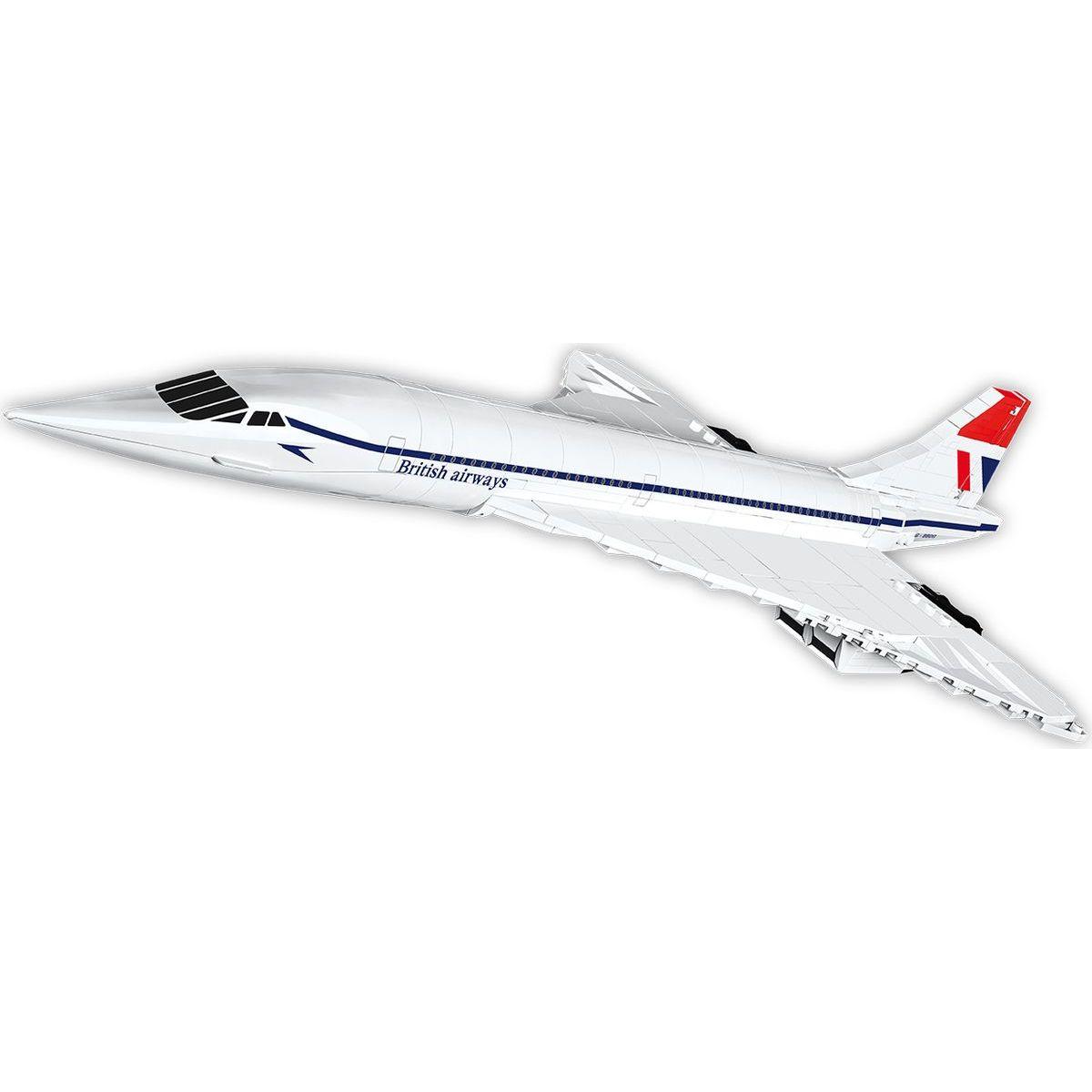 Cobi 1917 Concorde z Brooklands Museum 455 k