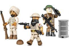 Cobi 2036 3 figurky s doplňky British Special Air Service