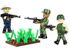 Cobi 2047 3 figurky s doplňky Vietnamská válka