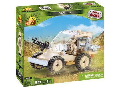 Cobi 2125 Malá armáda Vozidlo SCARAB