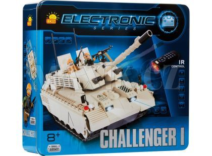 Cobi 21901 Electronic Tank Challenger I