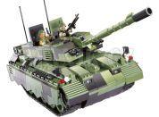 Cobi 21902 Electronic Tank Challenger II - Poškozený obal