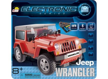 Cobi 21920 Electronic Jeep