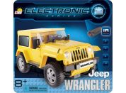 Cobi 21921 Electronic Jeep