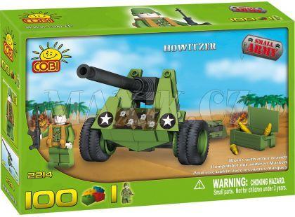 Cobi 2214 Malá armáda Houfnice Howitzer