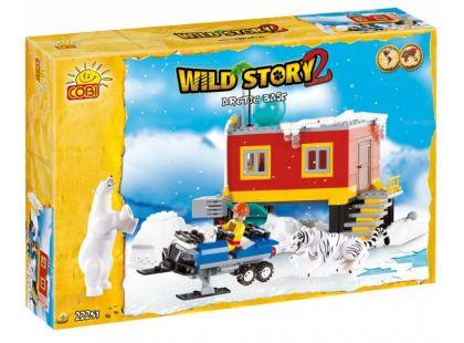 Cobi 22251 Příběh divočiny Polární základna