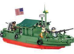 Cobi 2238 Vietnam War Patrol Boat River MK II 1:35