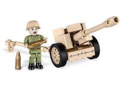 Cobi 2252 II. světová válka 7,5 cm PAK 40 DAK