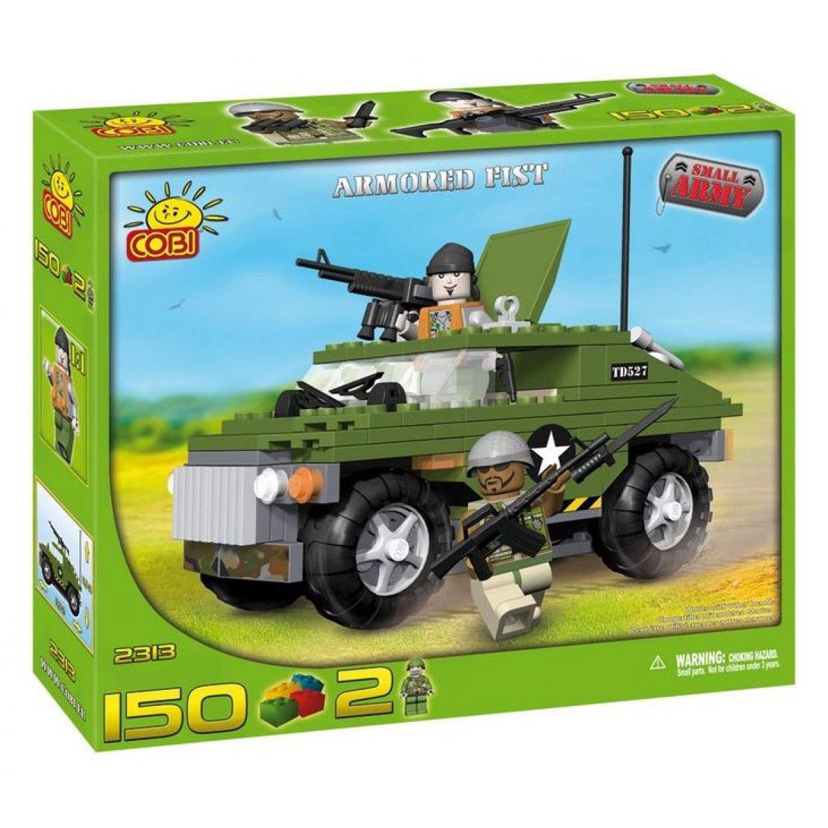 Cobi 2313 Malá armáda Obrněné vozidlo