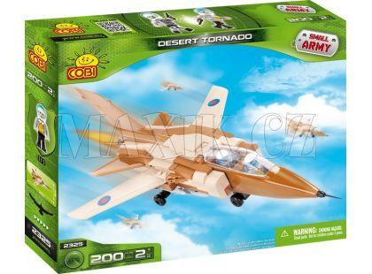 Cobi 2325 Malá armáda Letadlo Pouštní TORNADO