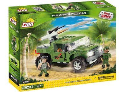 Cobi 2336 Malá armáda P-4 ozbrojené vozidlo