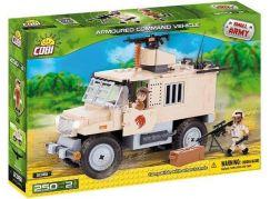 Cobi 2336 Malá armáda Ozbrojené velitelské vozidlo